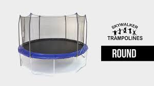 will trampolines go on sale on amazon black friday skywalker trampolines 15 u0026apos round trampoline and enclosure