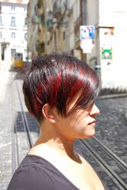 haircut bob flickr bob with red highlights haircut by sabine colour by birg flickr