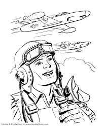memorial coloring pages memorial day coloring pages air force pilot coloring pages