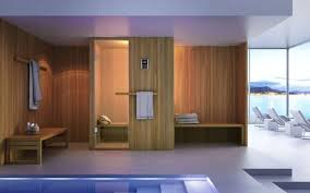 bathroom design fabulous sauna shower sauna 2 person