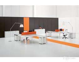 stupendous modern office paint colors black white orange wall