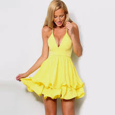 yellow dress dresses naf dresses