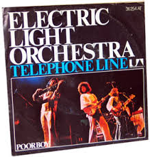 Electric Light Orchestra Telephone Line Music And Dance Platten Der Gruppe Electric Light Orchestra