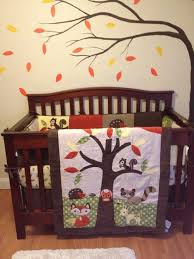 woodland animals baby bedding woodland themed nursery bedding creatures woodland themed
