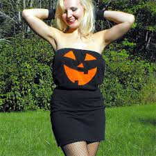 Girls Pumpkin Halloween Costume Scary Halloween Costumes U0026 Dresses Teen Girls U0026 Women 2013