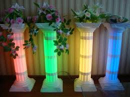 Wholesale Wedding Decorations Wedding Roman Column Road Lead Wedding Party Roman Column