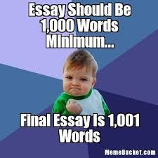 Meme Words - essay should be 1 000 words minimum create your own meme
