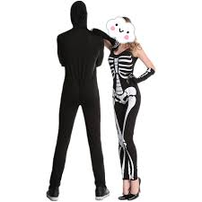 Skeleton Halloween Costumes Adults Compare Prices Couple Halloween Costumes Shopping Buy