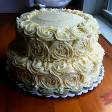 tres leches cake with dulce de leche buttercream simple and