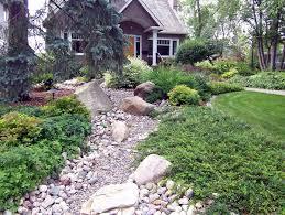 58 best yard u0026 garden creek beds images on pinterest dry creek