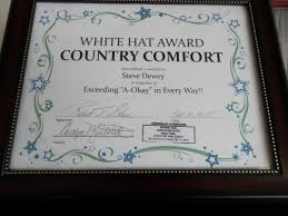 our showroom country comfort inc