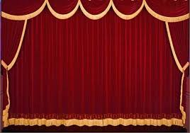 Movie Drapes Home Theater Curtains Velvet Curtain Panel Drape 5w X 8h Black