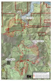 Green Lake Seattle Map by 8 Closures On Pacific Crest Trail Due To Fire Right Now Snowbrains
