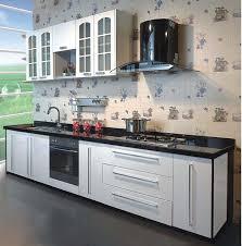 good looking kitchen decoration with melamine kitchen