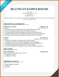cosmetology resume template cosmetology resume templates cosmetology resume sles resume