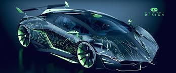 lamborghinis cars lamborghini concept car resonare individual by paul breshke