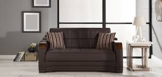 willow dark brown sofa bed willow sunset furniture sleepers sofa