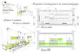 projet cuisine p馘agogique projet cuisine pédagogique architecte d intérieur décoratrice