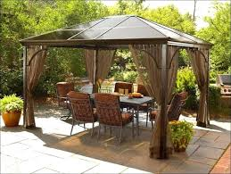 Lowes Patio Gazebo Patio Gazebo Lowes Deck With Gazebo Cheap Gazebo Canopy Metal