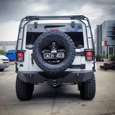 jeep body armor bumper smittybilt xrc armor rear bumper with hitch jk