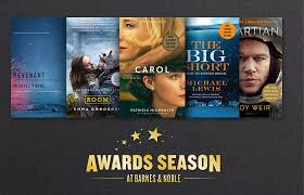 Barnes And Noble Globe Adaptations Take Center Stage At The 2016 Golden Globes Barnes