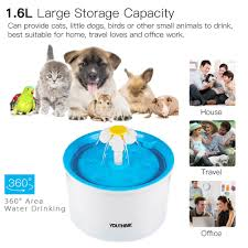 small house dogs amazon com youthink auto circulating bpa free 1 6l indoor water