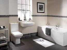 Black And White Bathroom Tile Design Ideas Decorations Ideas - Bathroom designs black and white