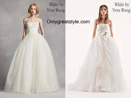 vera wang wedding white by vera wang wedding 2016 plus size bridal