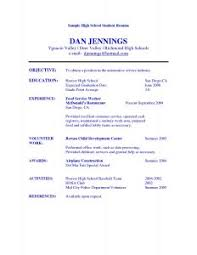 Resumes For Federal Jobs by Examples Of Resumes 93 Awesome Job Resume Outline Samples