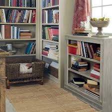 ashmolean classic wooden bookshelves low oka