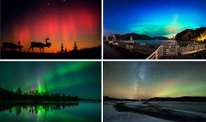 best place to view northern lights northern lights see the lights in iceland finland canada travel