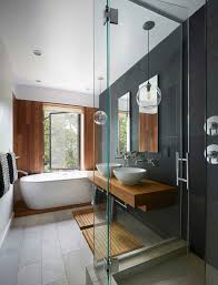 Bedroom And Bathroom Color Ideas by Dark Color Timeless Bathroom Design Architecture Interior