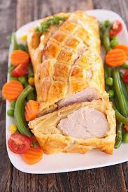 cuisiner un filet mignon de porc filet mignon de porc en pâte feuilletée