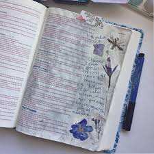 Drying Flowers In Books - pressed flowers in bible journaling creative faith and co