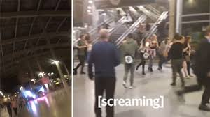 The Manchester Foyer Manchester Terror Attack Everything We Know