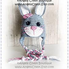 shop crochet bunny pattern on wanelo