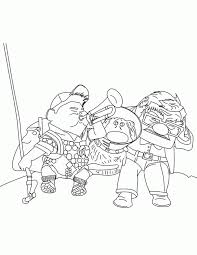 disney up coloring pages coloring home