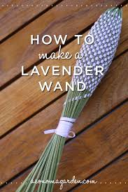 how to make a french lavender wand easy instructions and it makes how to make a french lavender wand easy instructions and it makes for a beautiful
