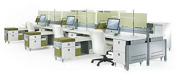 Are You Ready For An Openconcept Office - Open office furniture