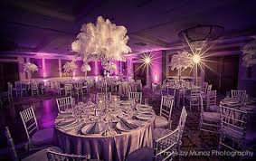 ostrich feather centerpiece gorgeous ostrich feather centerpiece and fabulous purple