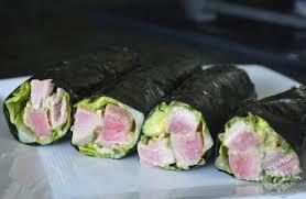 ahi tuna salad u2013 stupid easy paleo