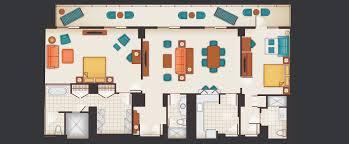 2 bedroom suites near universal studios orlando two villa floor