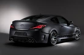 genesis hyundai coupe 2015 hyundai ark performance create legato concept genesis coupe
