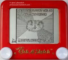 Art Student Owl Meme - art student owl etch a sketch by pikajane on deviantart