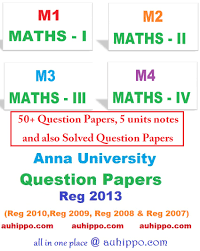 mathematics question papers and notes i ii iii u0026 iv auhippo