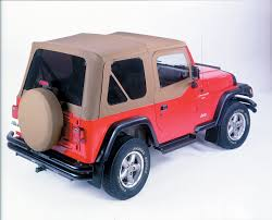 jeep soft top white jeep replacement soft top tinted windows