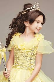 ultimate collection disney princess belle costume girls