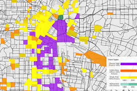 Maps Of Chicago Neighborhoods by Concentrated Poverty Is A Much Bigger Problem Than Gentrification