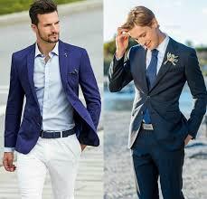costume mariage homme bleu mariage sur la plage 43 idées pour un costume homme