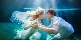 underwater wedding underwater wedding photography is trending with brides and grooms